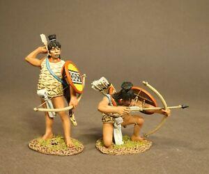 JOHN JENKINS AZTECS & CONQUISTADORS AZ-33 AZTEC ARCHERS MIB