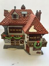 Department 56 Dickens' Village Series Mr Wickfield Solicitor 5550-6