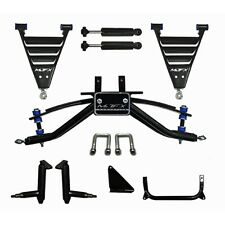 """MJFX Heavy Duty 4"""" Lift Kit for Club Car Precedent Golf Carts (Years 2004-Up)(N)"""