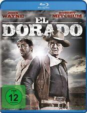 EL DORADO (John Wayne, Robert Mitchum) Blu-ray Disc NEU+OVP