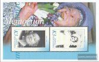 Papua-Neuguinea Block22 (kompl.Ausg.) postfrisch 2002 Elisabeth