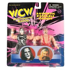WCW Toymakers - Sting & Rick Steiner - MOC