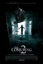 "THE CONJURING 2 - 11.5""x17"" Original Promo Movie Poster MINT James Wan 2016"