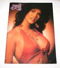 Barbi Benton Japan Official Tour Program 1976 Playboy