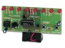VELLEMAN MK107 LED RUNNING LIGHT  KIT- AGE13+