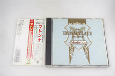 MADONNA THE IMMACULATE COLLEDCTION WPCP-4000 JAPAN CD OBI A14148