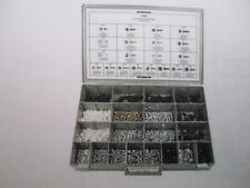 520 pc assortment  License Plate Nuts and bolts / screws
