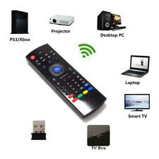 Favormates Air Remote Mouse MX3 Pro,2.4G Backlit Kodi Remote Control TLF