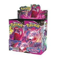More details for pokemon fusion strike booster box - pre order 12/11/21 - new & sealed