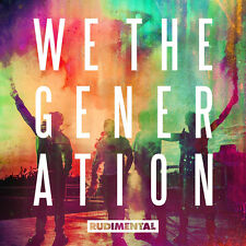 Rudimental We The Generation CD 2015