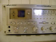 Marantz 2600 Stereo Receiver Recapped Works Excellent