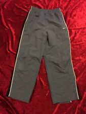 GORGEOUS AUTHENTIC NIKE DESIGNER BOYS KIDS  TRACKSUIT PANTS SIZE M