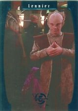 BABYLON 5 1998 Season 5 One Exit At A Time Insert Card E1!!! NM/M