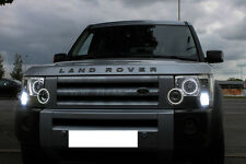 LAND ROVER DISCOVERY 3 & 4 2x T10 9SMD LED WHITE BULBS SIDELIGHTS FREE ERROR