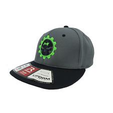 Miken Psycho Hat by Richardson PTS40 Navy/Char/Char/Neon XS-SM
