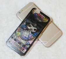 Stained glass Sanrio family Hello Kitty Rigid plastic case cover iPhone 6/6s