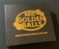 Mr. Golden Balls 2.0 (Gimmicks And Online instructions) by Ken Dyne - Trick