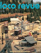 LOCO REVUE 399 DE 1978. LES 150 DECAPOD DES cf FRANCESE