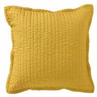 Bianca Vivid Coordinates Quilted European Pillowcase RRP $34.95