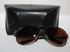 Ray-Ban Gun Metal Sunglasses with Case RB3386 004/13