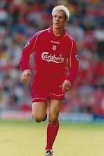 Football Photo>CHRISTIAN ZIEGE Liverpool 2000-01
