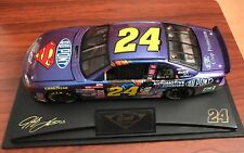 Jeff Gordon Superman Diecast Replica Car