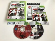 Just Cause Collection - Microsoft Xbox 360 - PAL FR - Avec Notice