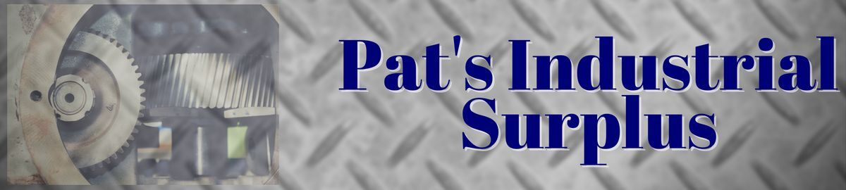 Pat s Industrial Surplus