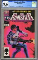 Punisher Limited Series #5 - CGC 9.6 WP - Jigsaw Appearance