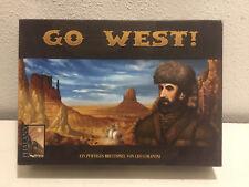 Go West von Phalanx Brettspiel Legespiel Wilder Westen Gesellschaftsspiel