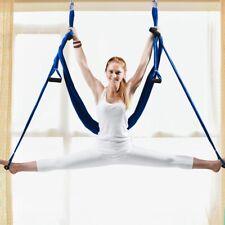 Non-elastic Anti-gravity Aerial Air Yoga Hammock Indoor Yoga Swings 6 Handles