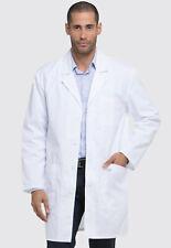 "Dickies Eds Professional Whites 37"" Unisex Lab Coat - 83404"