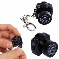 Video Recorder DVR Security Camera Pinhole Spy Hidden Camcorder Web cam Smallest