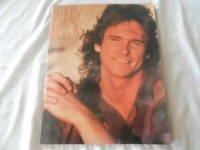 Billy Dean on Tour Concert Program free shipping