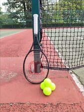 """New Wilson Pro Staff 97 V13 Tennis Racquet Racket 4-1/4 Grip """"Size 2"""" Gut Poly"""
