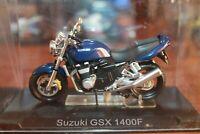 SUZUKI - GSX 1400 F - 2002 - SCALA 1/24