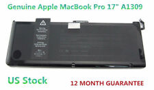 "NEW Genuine OEM A1309 Battery MacBook Pro 17"" A1297 Early 2009 Mid-2009 / 2010"