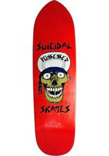 Dogtown Suicidal Skates Punk Point Skull Skateboard Deck