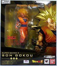 New Bandai Tamashii Web Figuarts Zero Dragonball Z Super Saiyan 3 Son Goku USA
