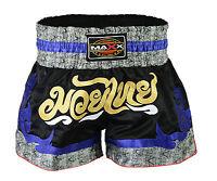NEW Muay Thai Fight Shorts MMA Grappling Kick Boxing Trunks Martial Arts UFC BSB