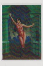 VAMPIRELLA SERIES 1 TRADING CARDS 3D LENTICULAR TRADING CARD VL-3