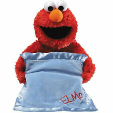 Sesame Street Peek-A-Boo Elmo Plush - 4038770