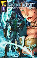 Divine Right #1/2 Wizard Edition Comic Book - DC