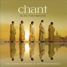 Chant: Music For Paradise [Special Edition] (CD, Nov-2008, Universal)