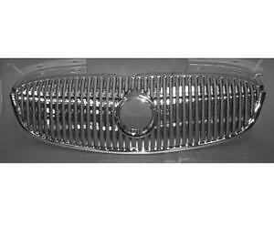 2006-2009 BUICK LUCERNE CX Front Bumper Chrome Grille NEW