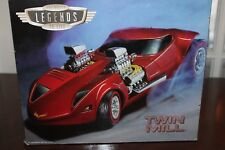Hot Wheels Legends to Life Twin Mill Extremely Rare Highly Collectible Display