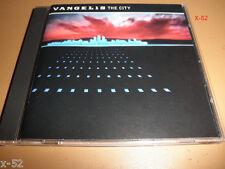 VANGELIS cd THE CITY roman polanski emmanuelle seigner