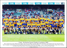 Clare All-Ireland Senior Hurling Champions 2013: GAA Print