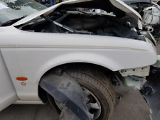 JAGUAR S TYPE 2000 2001 2002 2003 2004 2005 2006 2007 2008 RIGHT FENDER WHITE