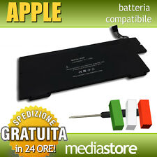 >BATTERIA per APPLE A1304 (2009) MacBook Air 2,1 (2.13 GHz Core 2 Duo) MC234LL/A